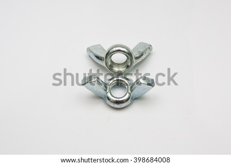 Stainless Wing Screws