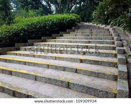 stair - stock photo