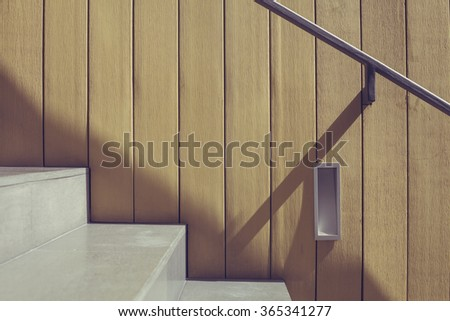 stair for text background