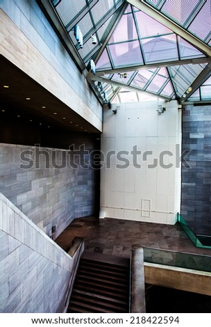Modern Architecture Washington Dc post modern architecture stock photos, royalty-free images