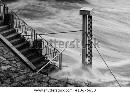 Stairs - Flood