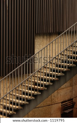 Stairs of a building