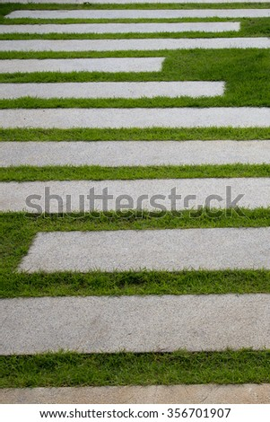 stairs,Stairs in the grass,grass,outdoor,green grass, landscape, moisture, fit exercise,nature, morning walk