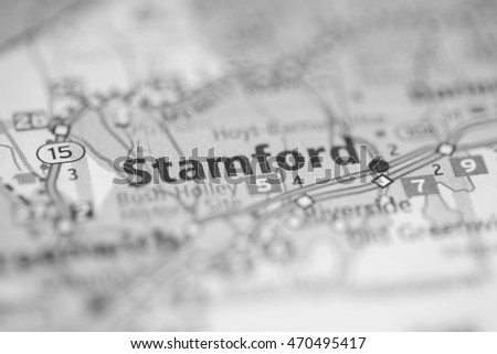 Stamford. Connecticut. USA