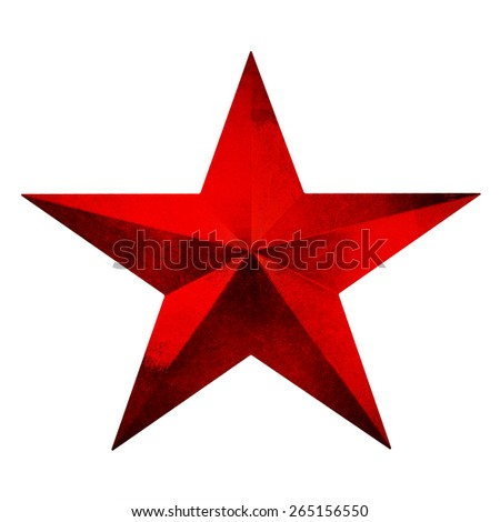 Star USSR 9 May russian - stock photo