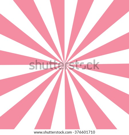 Starburst Pattern - stock photo