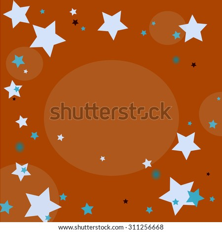 stars background colorful