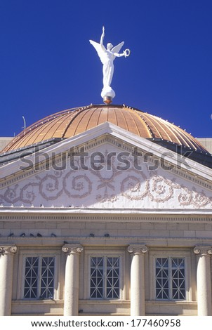 State Capitol of Arizona, Phoenix - stock photo