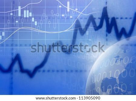 Statistics - stock photo