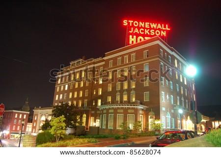 Stonewall Jackson Resort