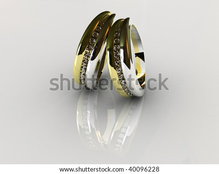 steam gold wedding rings (part 5)