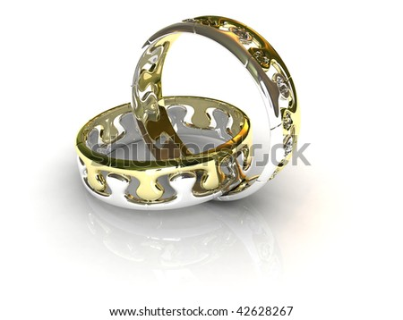 steam gold wedding rings (part 14)