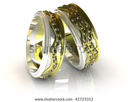 steam gold wedding rings (part 15)