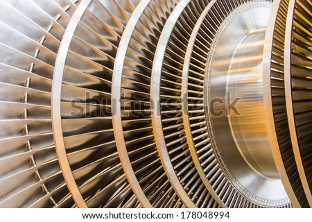 Steam turbine low pressure rotor blades made of stainless steal