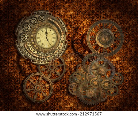 Victorian Clock Face Stock Images, Royalty-Free Images ...