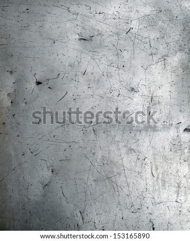 Steel background - stock photo