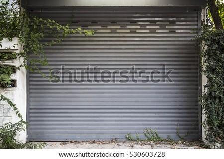 Steel Garage Door Texture metal garage door stock images, royalty-free images & vectors