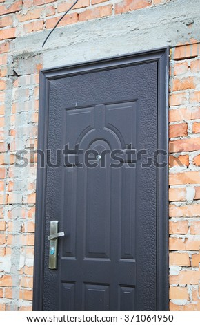 Steel Door Installation