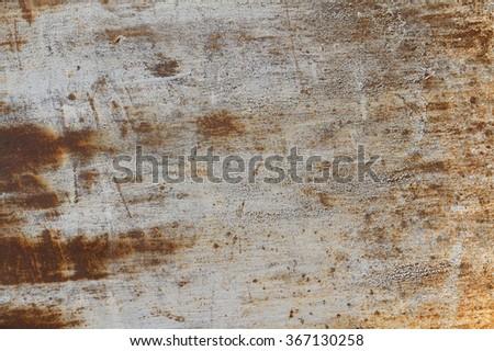 steel oxide texture - stock photo