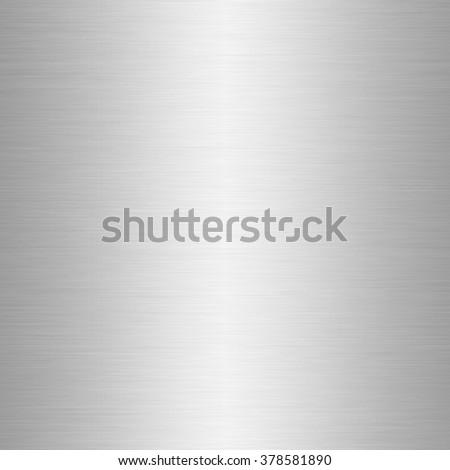 Steel plate metal background - stock photo