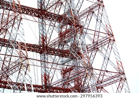 Steel structure tower