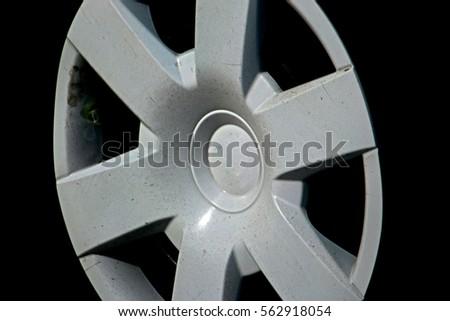 steel wheel car