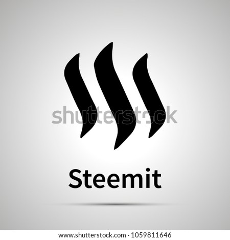 Image result for photos of steemit logo shutterstock