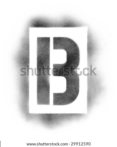 Stencil Spray Stock Images Royalty Free Images Amp Vectors