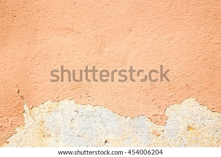 step   brick in     italy old wall and texture material the   background