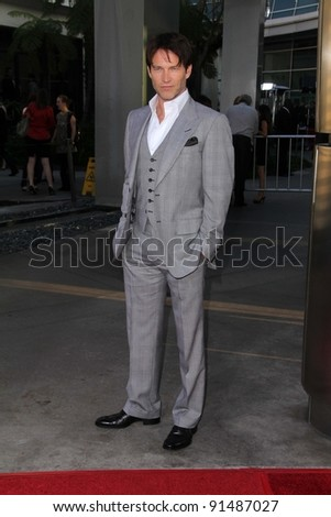 Stephen Moyer at the TRUE BLOOD Season 4 Los Angeles Premiere, Cinerama Dome, Hollywood, CA. 06-21-11