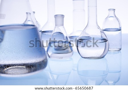 Sterile conditions, Beakers