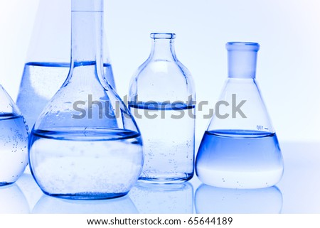 Sterile conditions, Chemistry