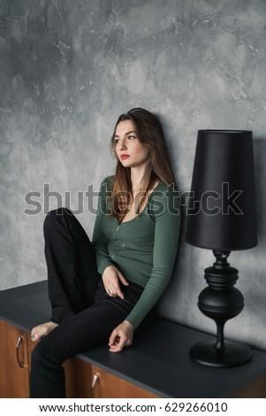 sexy Stern sexy