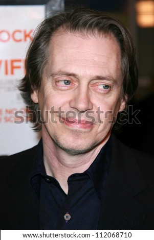 "Steve Buscemi at the premiere of ""I Think I Love My Wife"". ArcLight Theatre, Hollywood, CA. 03-07-07"