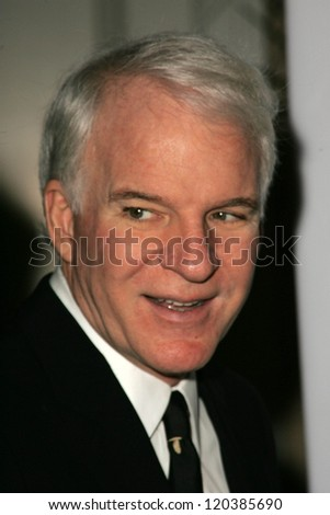Steve Martin at the Peace Over Violence 35th Annual Humanitarian Awards. Beverly Hills Hotel, Beverly Hills, CA. 10-27-06 - stock photo