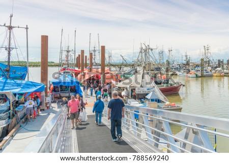 Richmond bc stock images royalty free images vectors for Fish market richmond va
