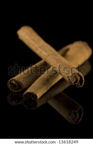 sticks cinnamon
