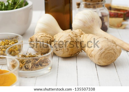 still life - stock photo