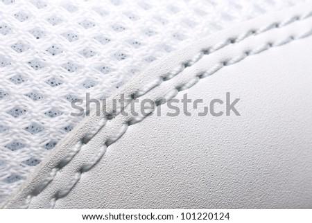 stitches - stock photo