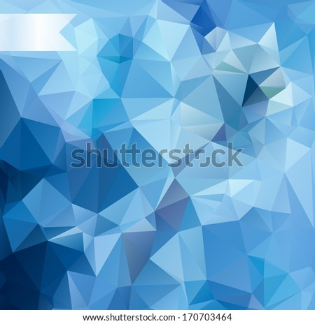 Stock abstract  geometric background raster illustration
