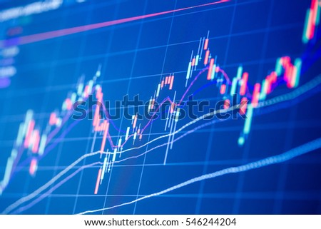 Stock Exchange Board Background