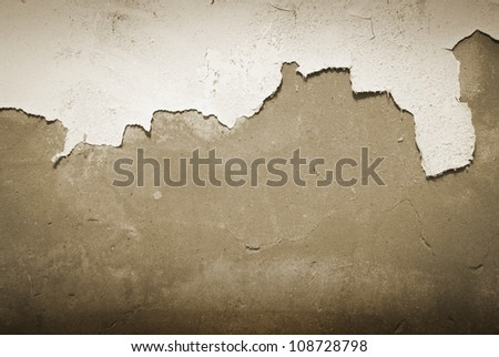 Stock Photo: Old wall. Texture Background - stock photo