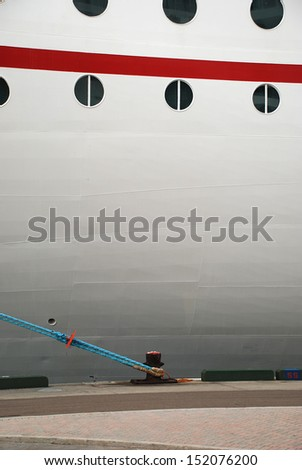 stock pictures of a boat used for transporting cargo - stock photo