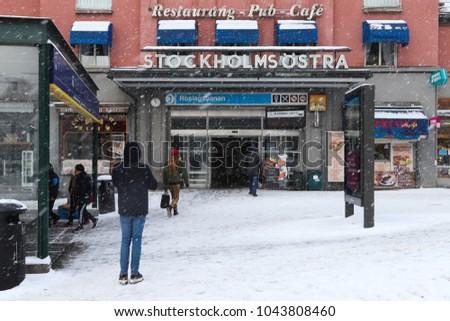 Roslagsbanan Stock Images, Royalty-Free Images & Vectors ...