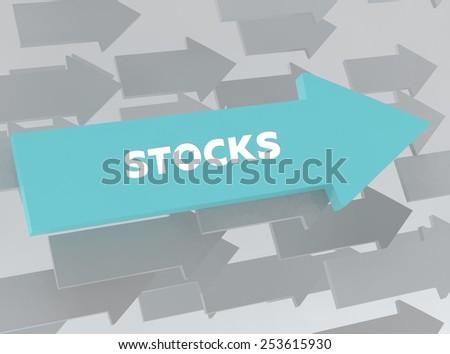 STOCKS - stock photo