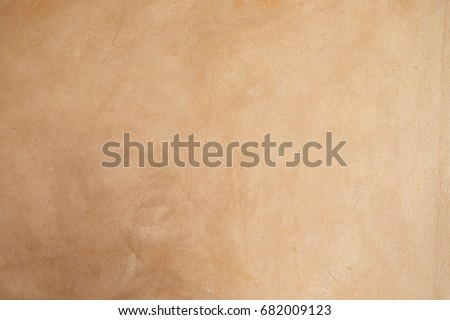 Stone Age Sand Color Wall Paint Stock Photo Royalty Free 682009123
