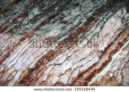 Stone background - stock photo