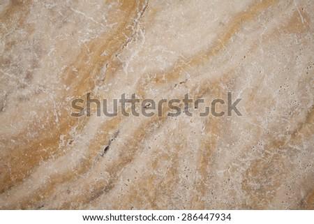 Stone Background Rock Marble Travertine Nature Pattern - stock photo
