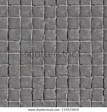 Stone Block Seamless Background. (more seamless backgrounds in my folio). - stock photo