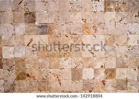 Stone blocks, texture - stock photo